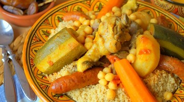couscous royal facile sans couscoussier