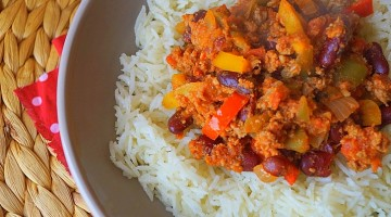Chili con carne facile